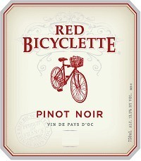 red bicyclette pinot noir